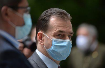Anunţ de ultimă oră al lui Ludovic Orban. Noi restricţii de la 1 august. Unde va trebui să purtăm mască şi ce se întâmplă cu terasele