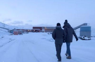 Ce au îngropat cercetătorii într-o mină aproape de Polul Nord în caz că vine sfârşitul lumii