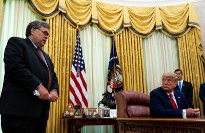 Procurorul general William Barr acuză companii precum Apple, Google şi Microsoft de colaborare cu Administraţia Chinei