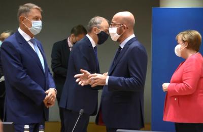 """România va primi 79,9 miliarde de euro de la Bruxelles. Iohannis: """"După 4 zile şi 4 nopţi de negociere, am obţinut pentru România o sumă impresionantă"""""""