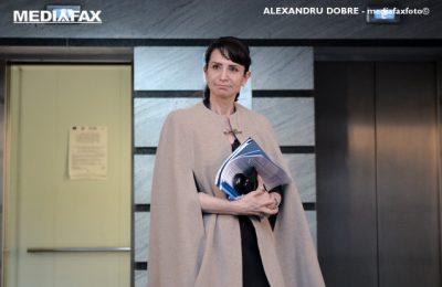 Tribunalul Bucureşti a anulat probele obţinute de SRI şi DNA în dosarul soţului şefei DIICOT, Giorgiana Hosu