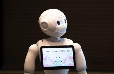 Un fast-food japonez are primul angajat robot. OriHime ajută angajaţii care au ales să rămână acasă să-şi câştige pâinea în continuare