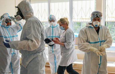 Angajaţii Spitalului Miercurea Ciuc, testaţi pentru noul coronavirus la revenirea din concediu