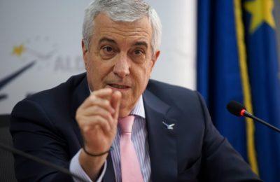 """Călin Popescu Tăriceanu: """"Mărirea pensiilor cu 40% nu este negociabilă. Poate înţelegeţi de frică"""""""