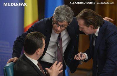 Cîţu şi Orban, chemaţi de Iohannis la Cotroceni