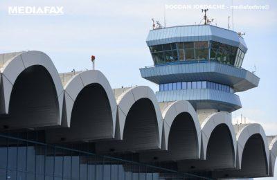 CNAB începe lucrările de modernizare la pista 2 a aeroportului Henri Coandă