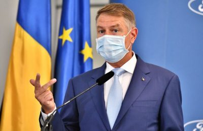 """Cum priveşte Klaus Iohannis numărul mare de cazuri de coronavirus din România: """"Este mult, mult prea mult. Este un record total nedorit"""""""