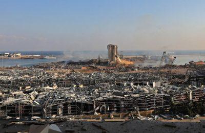 Explozia din Beirut poate provoca prăbuşirea totală a ţării sau poate aduce o salvare din partea comunităţii internaţionale
