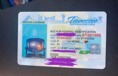 O femeie a fost uimită când a văzut un scaun în loc de chipul ei în poza din permisul de conducere. Care e explicaţia