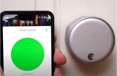 Protecţie nesigură cu încuietoarea smart: Cum îţi pot afla infractorii parola de wireless