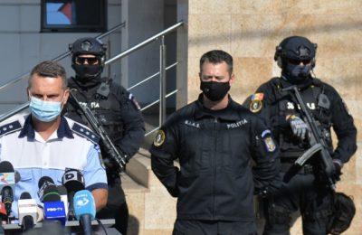 Trei persoane care ar fi încercat să îl ucidă pe criminalul interlopului Emi Pian au fost reţinute