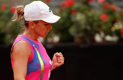 Simona Halep a învins-o pe Irina Begu. Alte trei românce joacă joi la Paris
