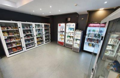 Cumperi total inteligent: Primul magazin din România unde plăteşti fără să mai treci pe la casierie