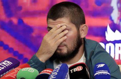 Khabib Nurmagomedov se retrage din UFC. Anunţul a fost făcut după ce l-a învins pe Justin Gaethje