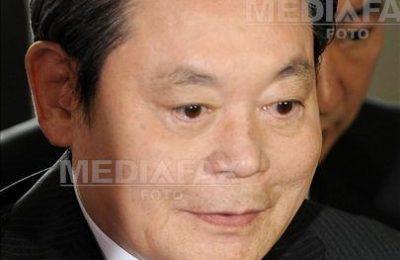 Preşedintele grupului Samsung a murit. Lee Kun-hee a transformat compania într-o putere tehnologică mondială