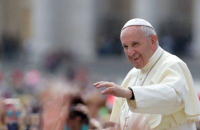 """Papa Francis: """"Migraţia nu este o ameninţare pentru creştinism"""""""