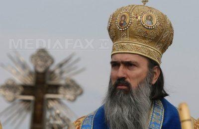 Protest la Constanţa, pentru a se permite pelerinajul de Sfântul Andrei. Zeci de oameni amendaţi
