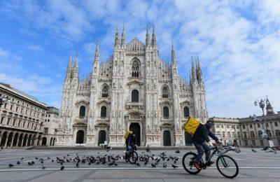 Italia înăspreşte din nou restricţiile anti-COVID