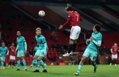 Manchester United – Liverpool 3-2, în 16-imile Cupei Ligii Engleze