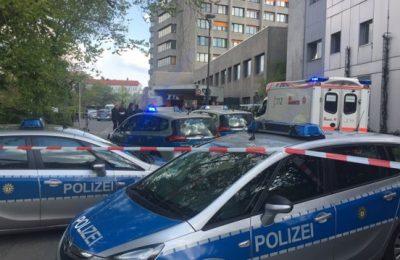 Autorităţile germane, raiduri împotriva unei reţele neonaziste implicată în vanzare de droguri şi spălare de bani