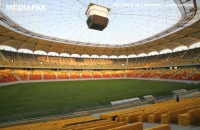 Arena Naţională va găzdui 4 meciuri în cadrul Campionatului European. Doar persoanele vaccinate au acces pe stadion