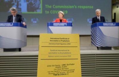 PE şi Consiliul UE au reluat negocierile pe tema certificatului Covid-19, dar rămân divergenţe
