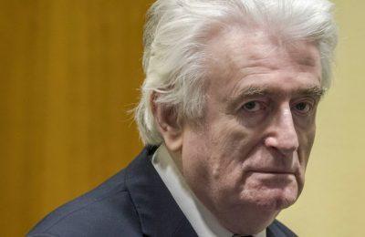 Radovan Karadzic va fi transferat în Marea Britanie pentru a-şi ispăşi condamnarea pe viaţă pentru genocidul de la Srebeniţa