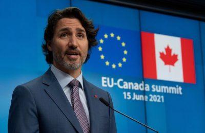 Charles Michel: UE şi SUA vor coopera intens în domeniul comercial şi în protejarea climei