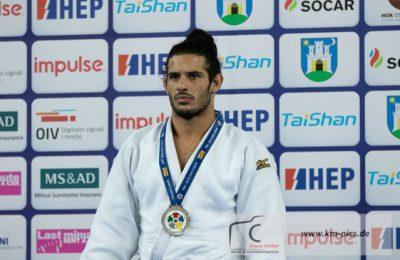 Judo: Cubanezul Asley Gonzalez (CSM Oradea), fost campion mondial, a primit cetăţenia română