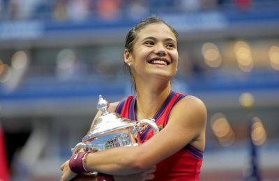 Campioana US Open, Emma Răducanu, a făcut pereche la dublu cu Kate Middleton, Ducesa de Cambridge