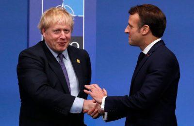 Criza AUKUS. Boris Johnson şi Emmanuel Macron au convenit să coopereze pentru depăşirea crizei submarinelor