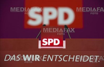 SPD rămâne pe primul loc în sondaje în Germania, dar CDU a redus diferenţa