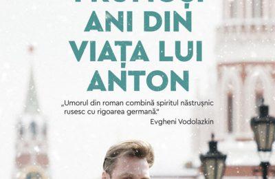 """O carte pe zi: """"Cei mai frumoşi ani din viaţa lui Anton"""" de Norris von Schirach"""